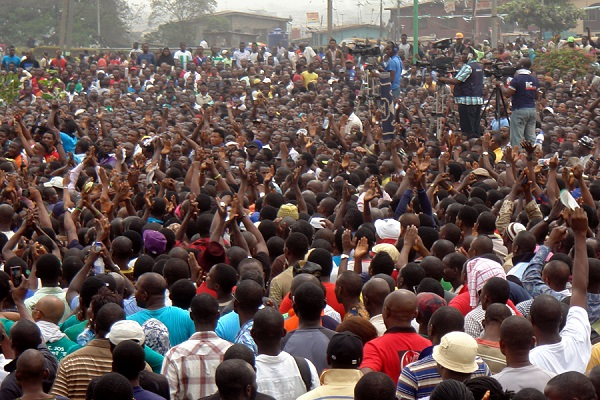 Making Sense of Nigeria's Growing Population